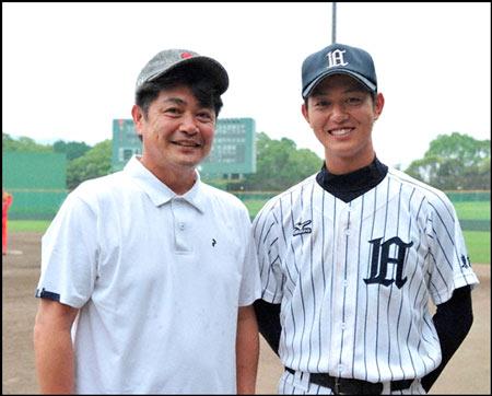 工藤阿須賀と父