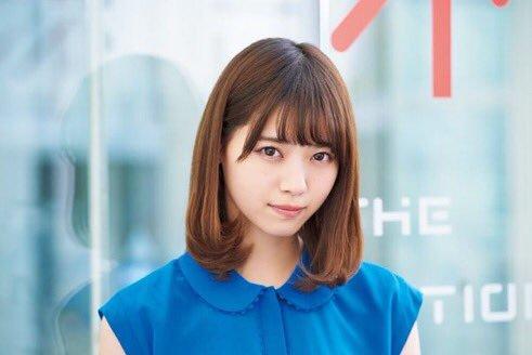 西野七瀬の前髪&髪型まとめ<シンプルで女子力高め♡ヘア