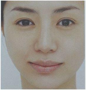 井川遥の希少なすっぴん画像