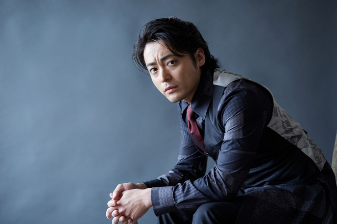 山田孝之さんのプロフィール