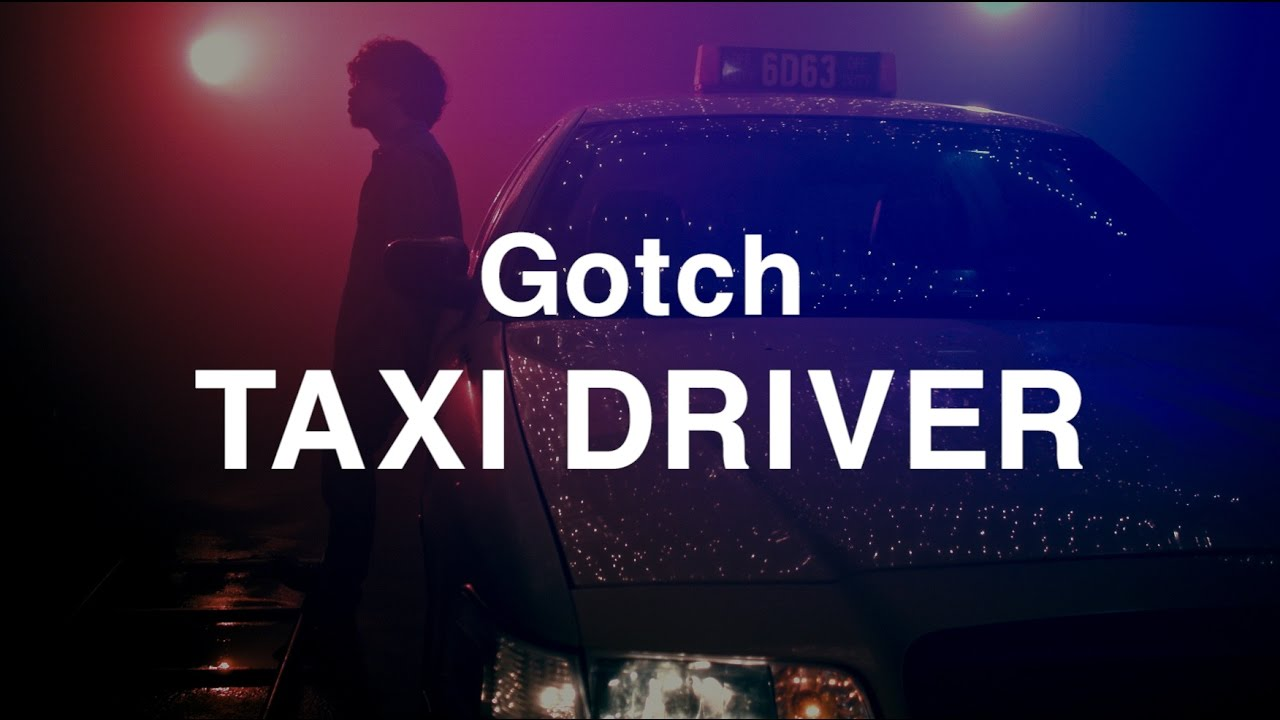 Gotch 『Taxi Driver』Music Video - YouTube