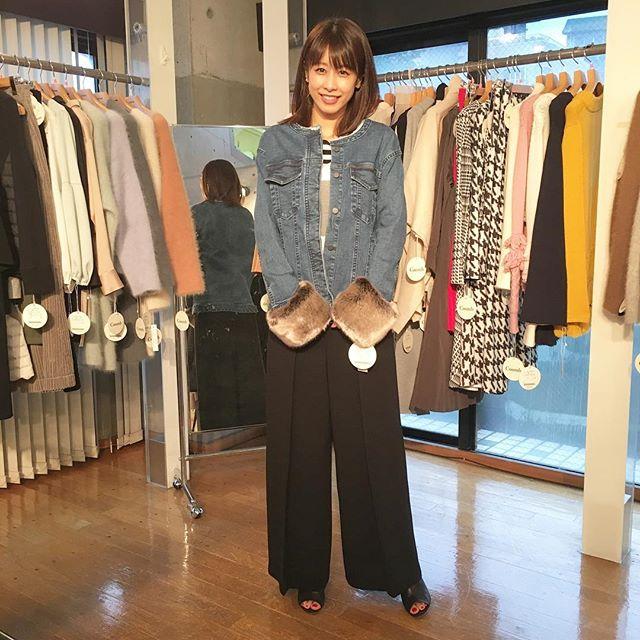 カトパン】加藤綾子の身長・体重・私服まとめ<自分に合った衣装
