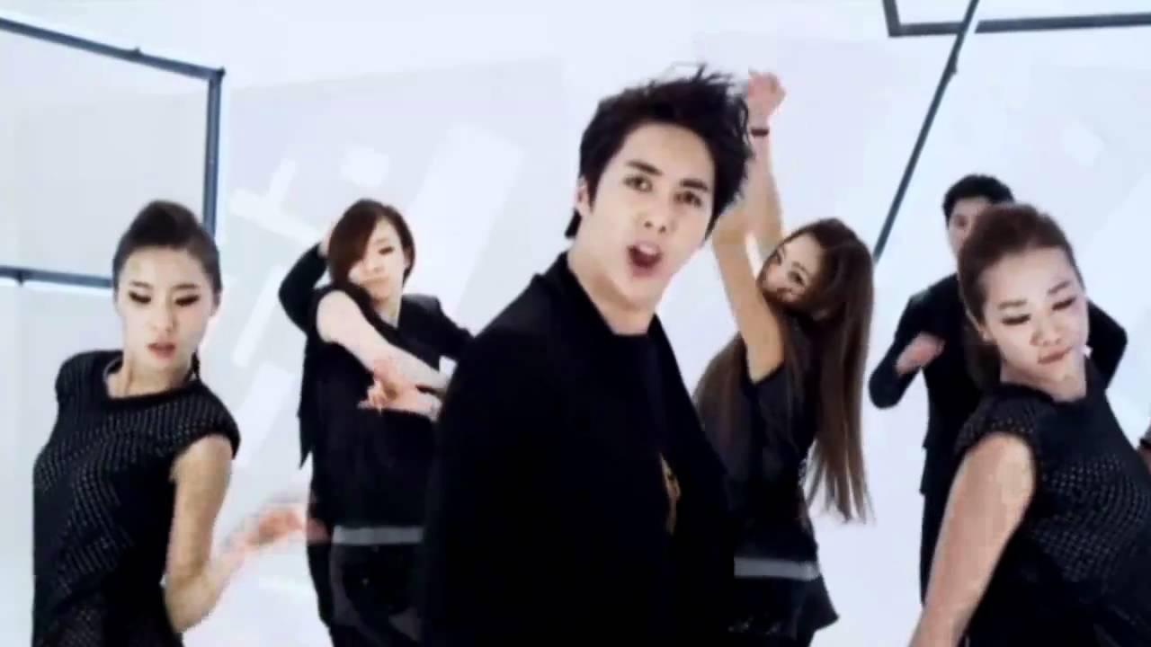 Kim Hyung Jun 김형준 (SS501) - Girl (걸) MV (HD) - YouTube