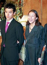 当時既婚者だった渡部篤郎さん