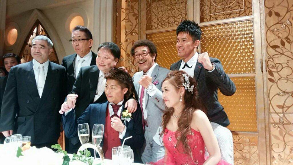 井上尚弥の結婚相手の嫁の顔画像
