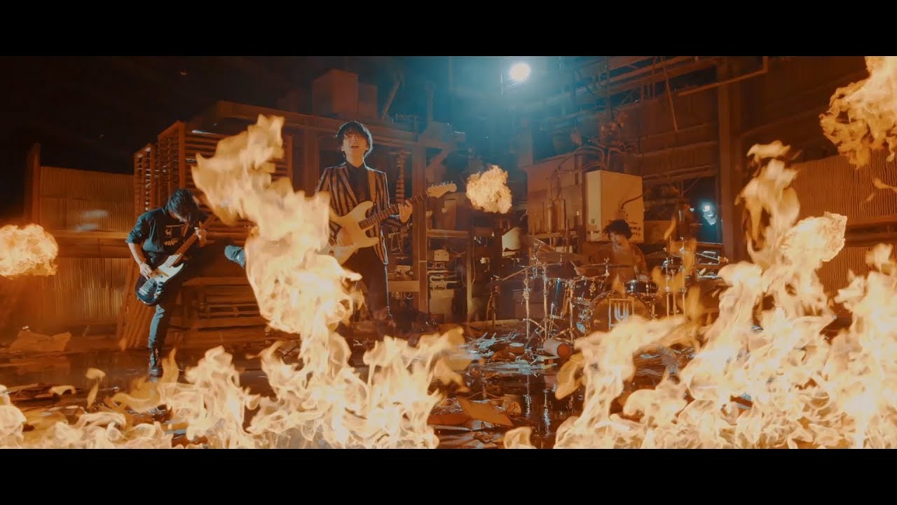 UNISON SQUARE GARDEN「fake town baby」ショートver. - YouTube