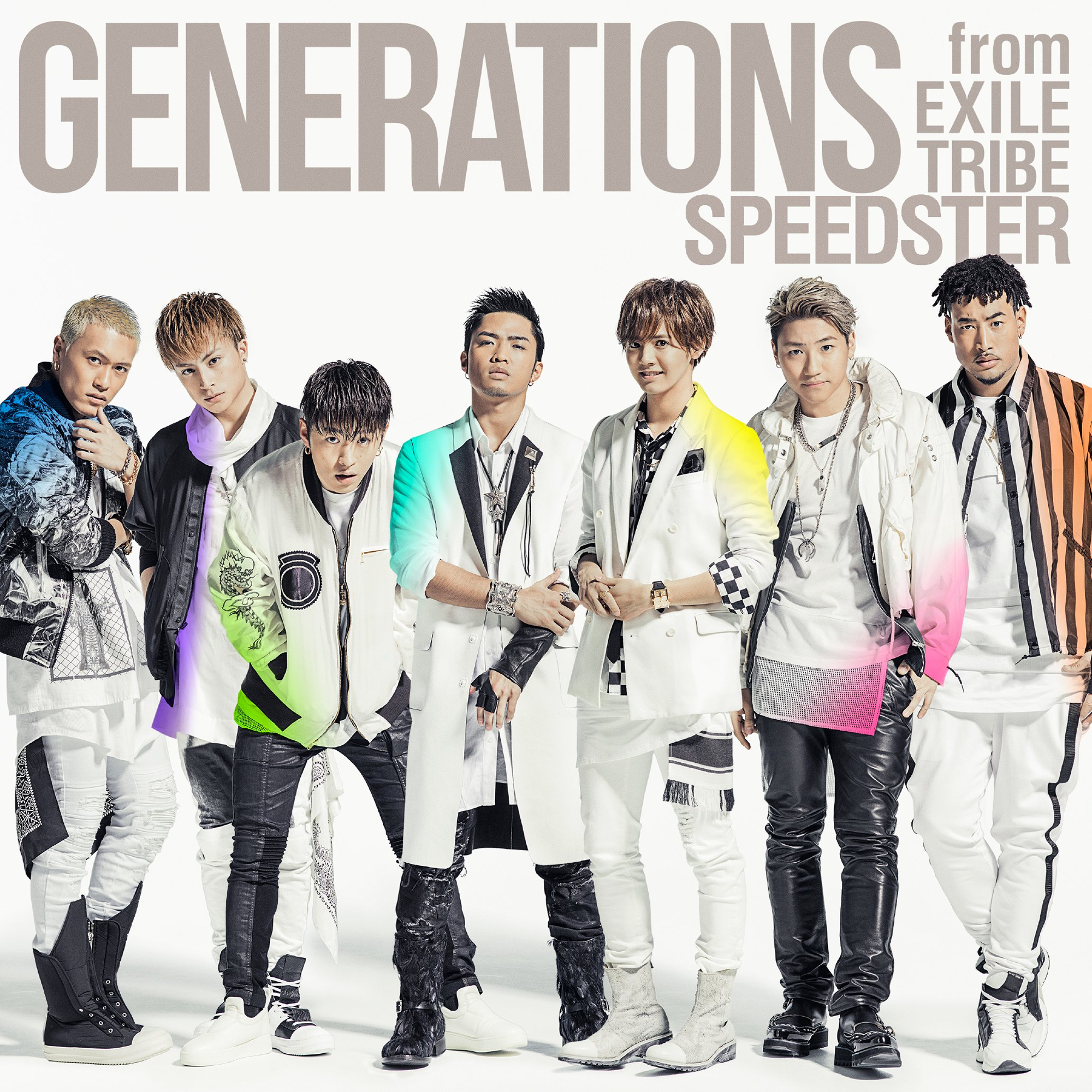GENERATIONS from EXILE TRIBEのメンバーとして活動
